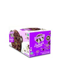(Price/Case)Lenny & Larry's Complete Cookie 83540 Chocolate Donut Complete Cookie 6-12-4 Ounce