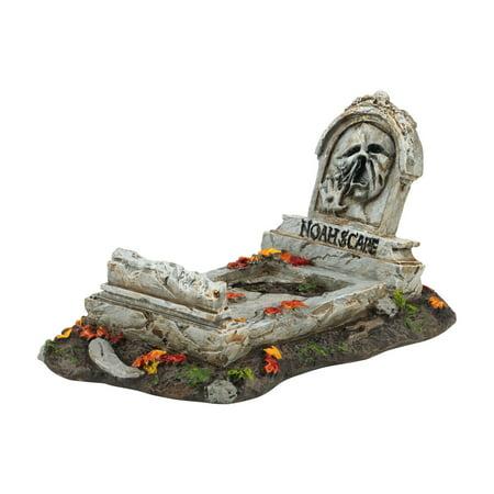 Dept 56 Halloween Village 4054255 Noah Scape Grave
