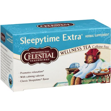 Celestial sleepytime tea review