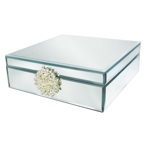 Allure by Jay Mirror Jewelry Box Walmartcom