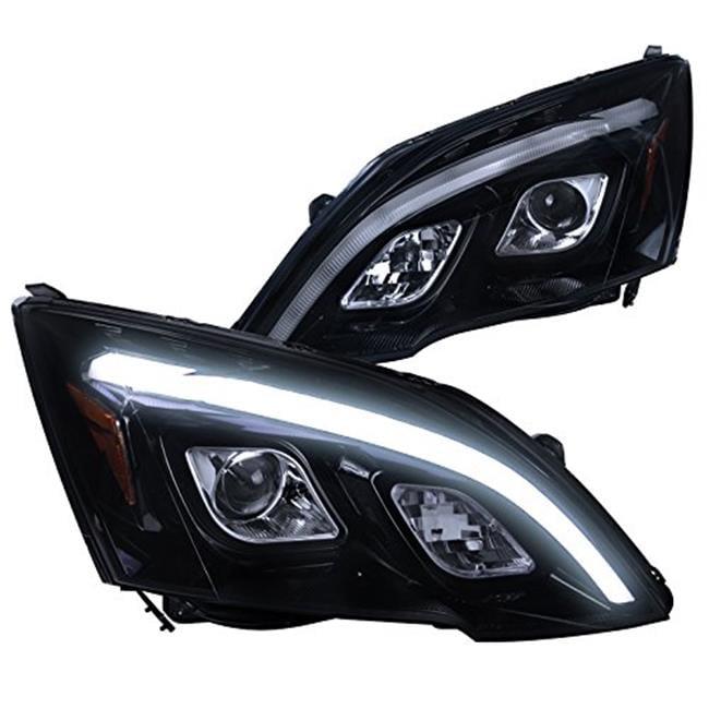 Projector Headlights for 2007-2011 Honda CRV - Smoke - image 1 de 1