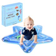 Children And Baby Inflatable Baby Water Pad Fun Activity Play Center