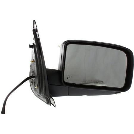 Kool Vue Mirror - FD126ER - For Ford Expedition, Passenger Side, Manual Folding