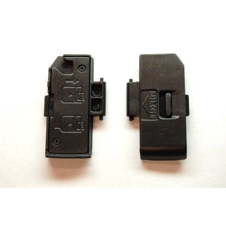 BATTERY DOOR CANON EOS 1000D 450D 500D REBEL XS XSi T1i Gsm Battery Door