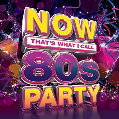 Now That's What I Call 80s Party / Various](80s Theme Party Supplies)