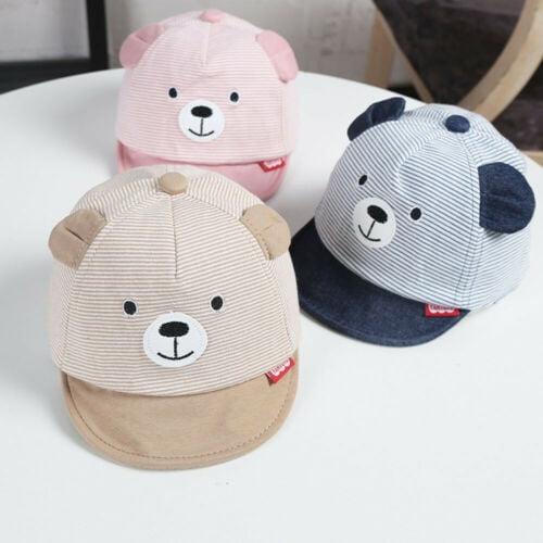 Bonamart Baby Boys Girls Kids Beanie Hat Cap Animal Rabbit 6-24 months