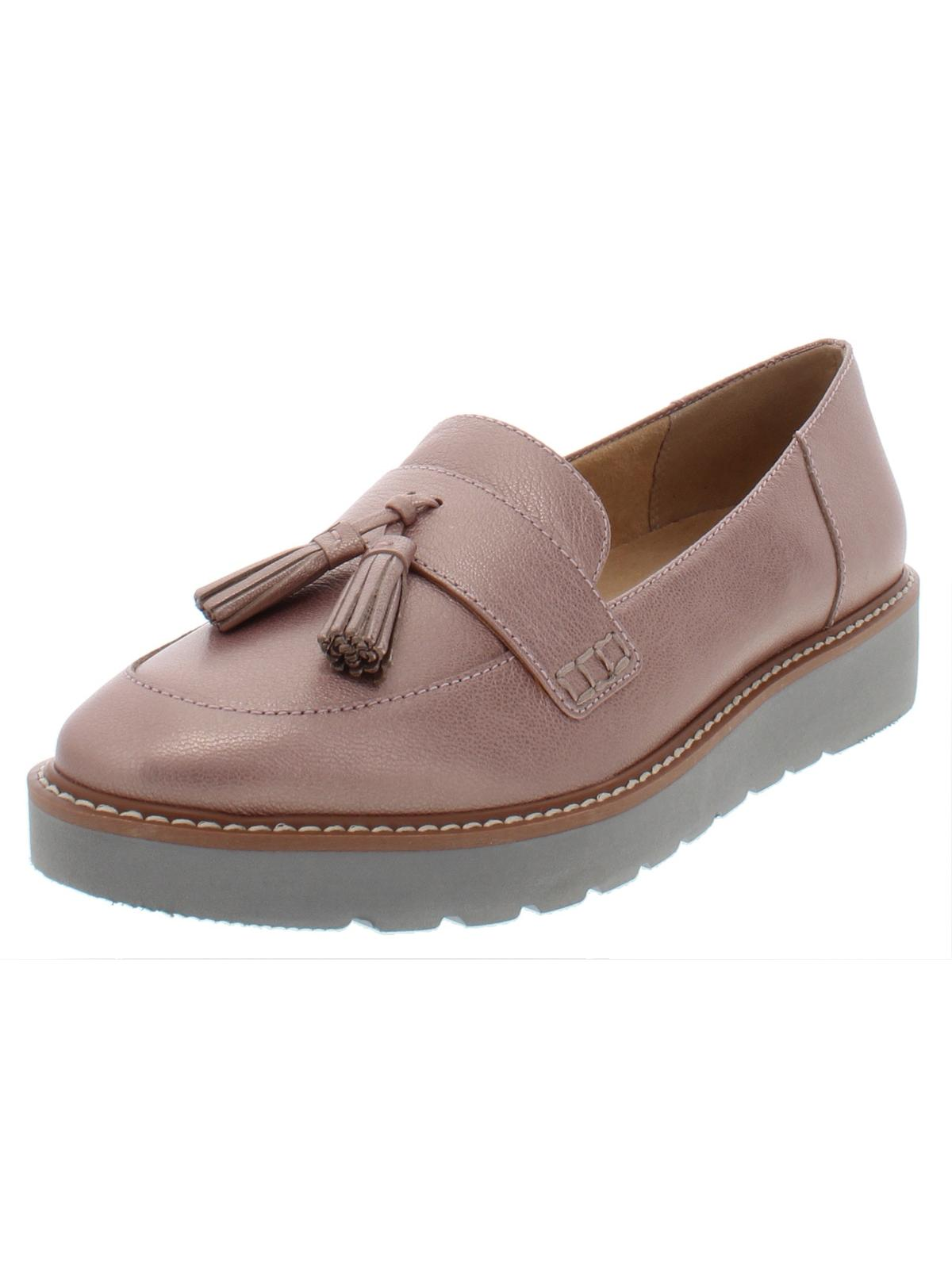 August Tassel Platform Loafers