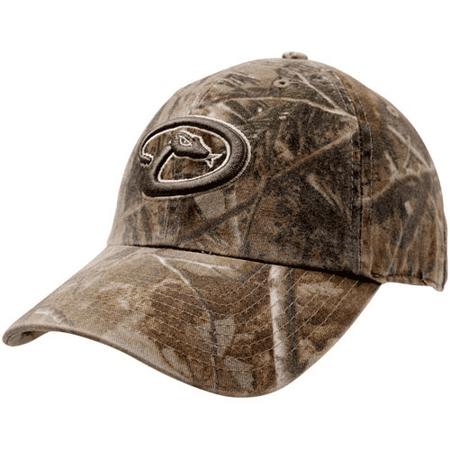47 Brand Arizona Diamondbacks Real Tree Camo Franchise Fitted Hat -  Walmart.com 22636800b665