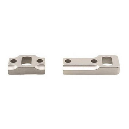 Leupold 2 Piece Dual Dovetail Optic Base Browning A-Bolt Short Action and Long Action, Reversible