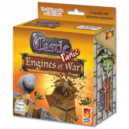 Castle Panic: Engines of War](Halloween Castle Mobile Game)