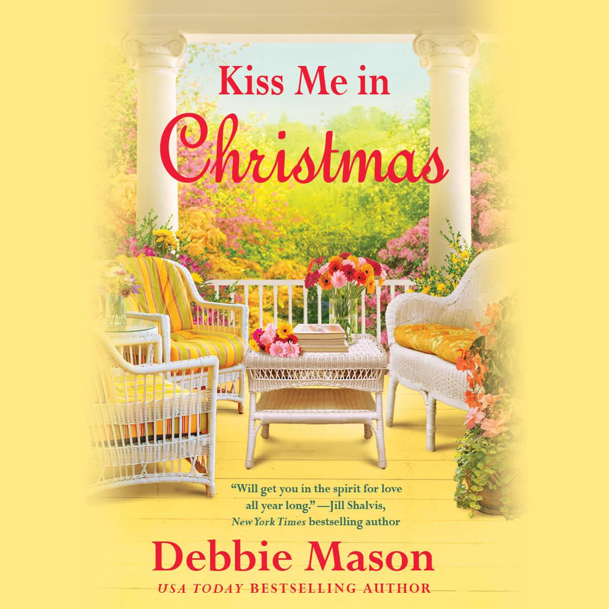 Kiss Me in Christmas - Audiobook