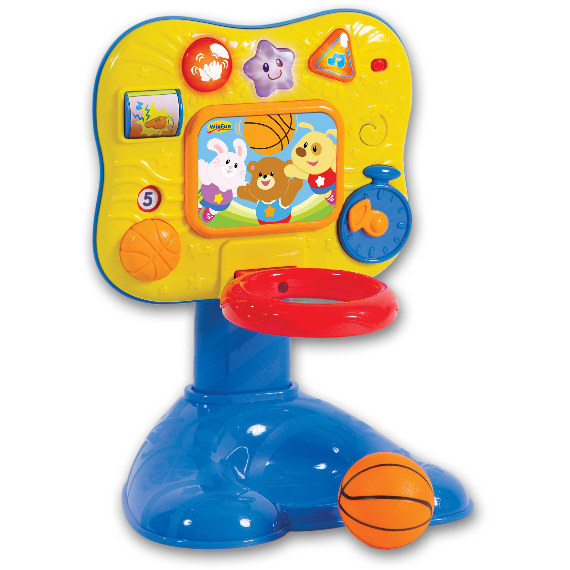 Baby Basketball Play Center