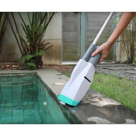 Kokido Telsa 10 Rechargeable Handheld Pool Vacuum For Small Pools Ev10cbx Us Walmart Canada