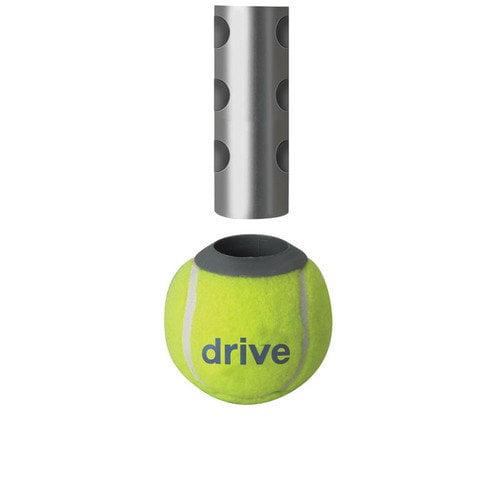 Drive Medical Deluxe Walker Rear Tennis Ball Glides