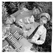 "Andy Griffith - Lawmen - Bandana - 22"" x 22"""