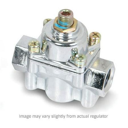 Holley Performance 12-804 Fuel Pressure Regulator Holley Fuel Pressure Gauge