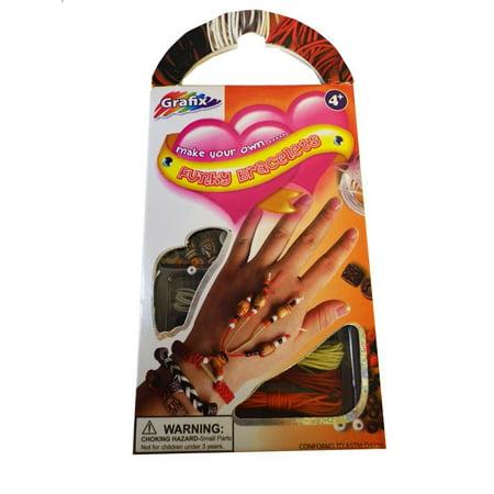 Make Your Own Funky Bracelets Craft Kit