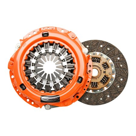 Centerforce CFT505120 Centerforce II Clutch Pressure Plate And Disc Set; Size 10 in.; 21 Spline By 1 1/8 in; Incl. Pressure Plate; Clutch Disc; Alignment Tool; Does Not Incl. Throwout Bearing;