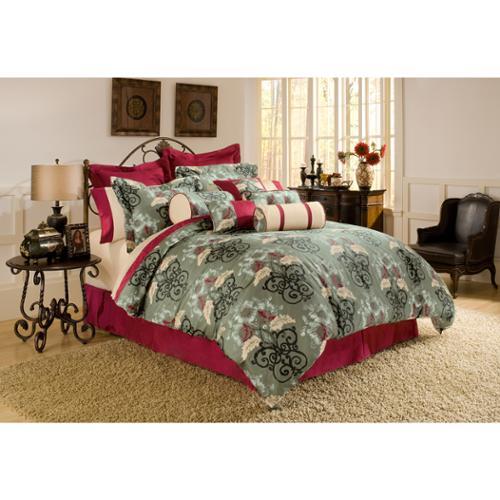 Coronado 4-piece Comforter Set Queen
