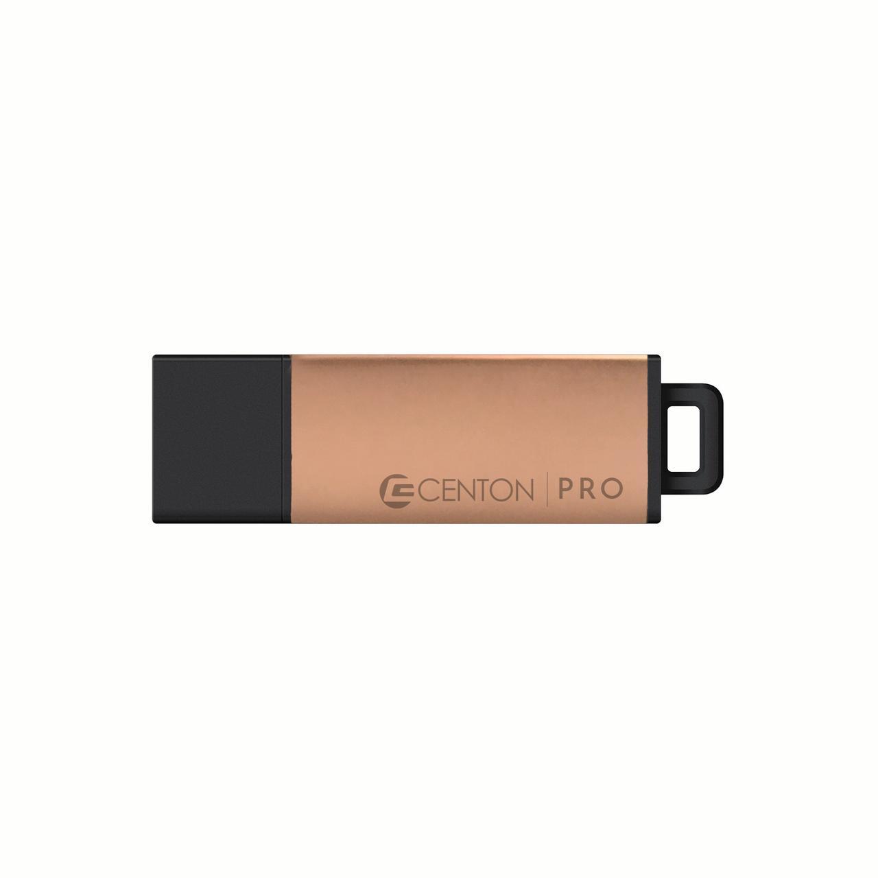 Centon USB 3.0 Datastick Pro (Rose Gold Metallic), 128GB