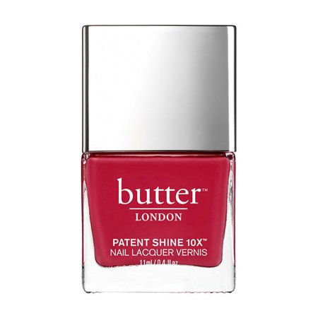 Best Butter London for Women Patent Shine 10X Nail Lacquer, Broody, 0.4 oz deal