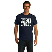 Detroit Sports - Generic Funny Sports Fan Unisex T-shirt
