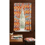 "The Pioneer Woman Flea Market Window Panel Pair, Multicolor, 40""W x 54""L, 2 Piece"