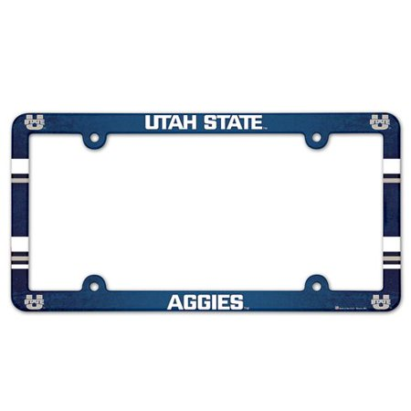 American Logo Products Utah State Aggies License Plate Frame