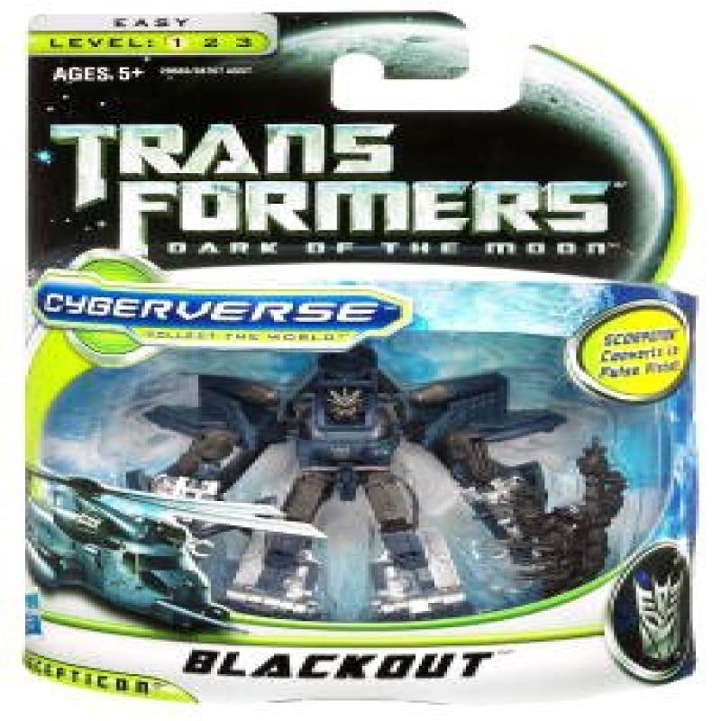 Hasbro Transformers 3 Dark of the Moon Movie Cyberverse C...