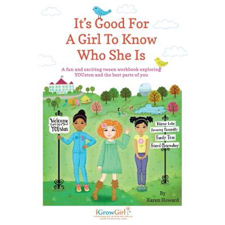 Fun Halloween Crafts For Tweens (It's Good for a Girl to Know Who She Is : A Fun and Exciting Tween Workbook Exploring Youston and the Best Parts of)
