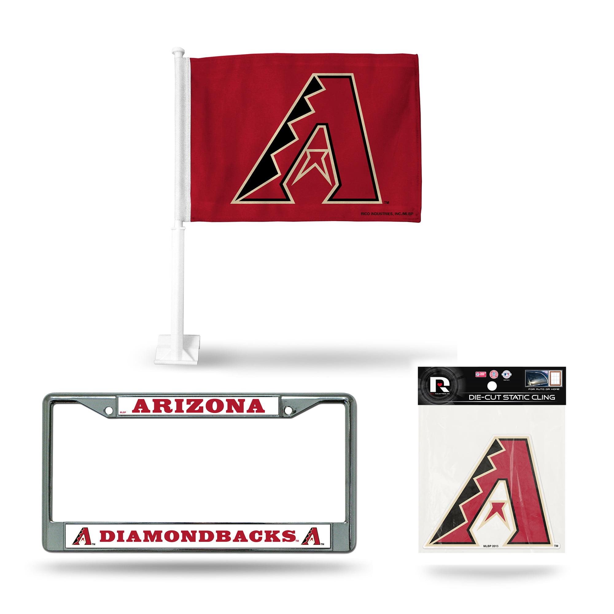 Arizona Diamondbacks Sparo Auto Pack - No Size