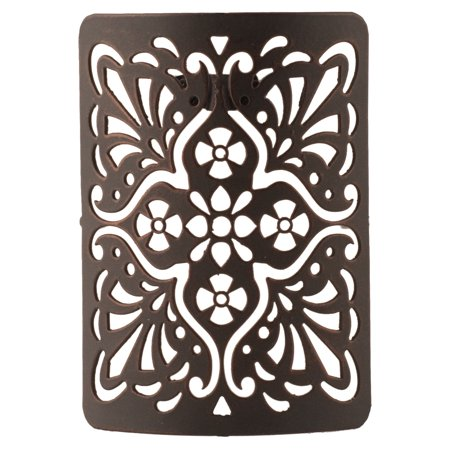 Better Homes & Gardens Fragrance Oil Diffuser, Punched - English Garden Medallions