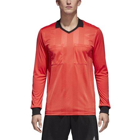 d0a9f5c16 Adidas Referee 18 Long Sleeve Jersey Men's Soccer Adidas - Ships ...