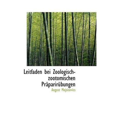 Leitfaden Bei Zoologisch-Zootomischen PR Parir Bungen - image 1 of 1