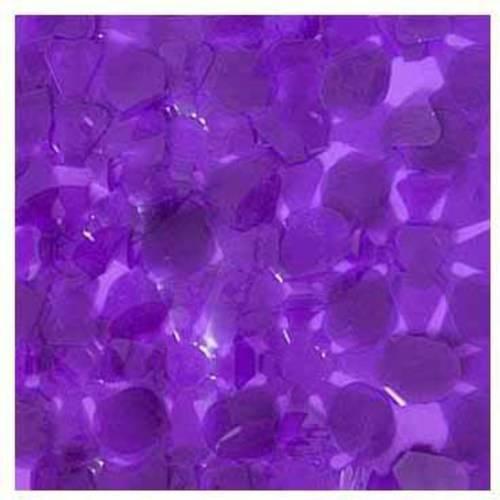 Floral Sheeting Vinyl, Violet