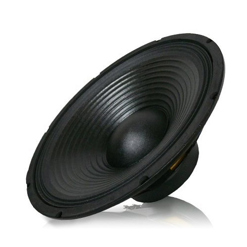 "Technical Pro WF15.1 15"" Raw Subwoofer Black"