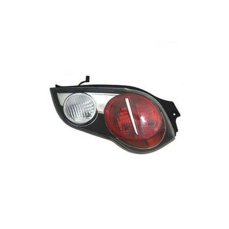13 14 Chevy Spark Tail Light Right Passenger Side