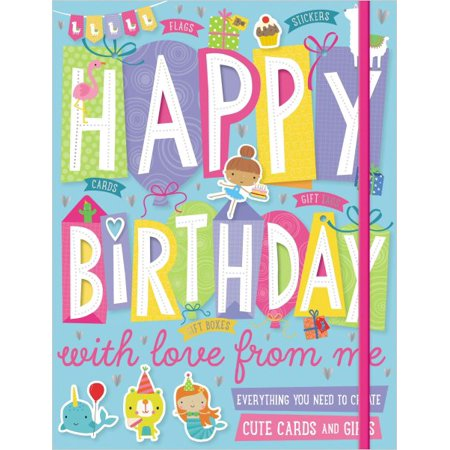 Stationery Happy Birthday With Love from Me - Stationery Shops Near Me