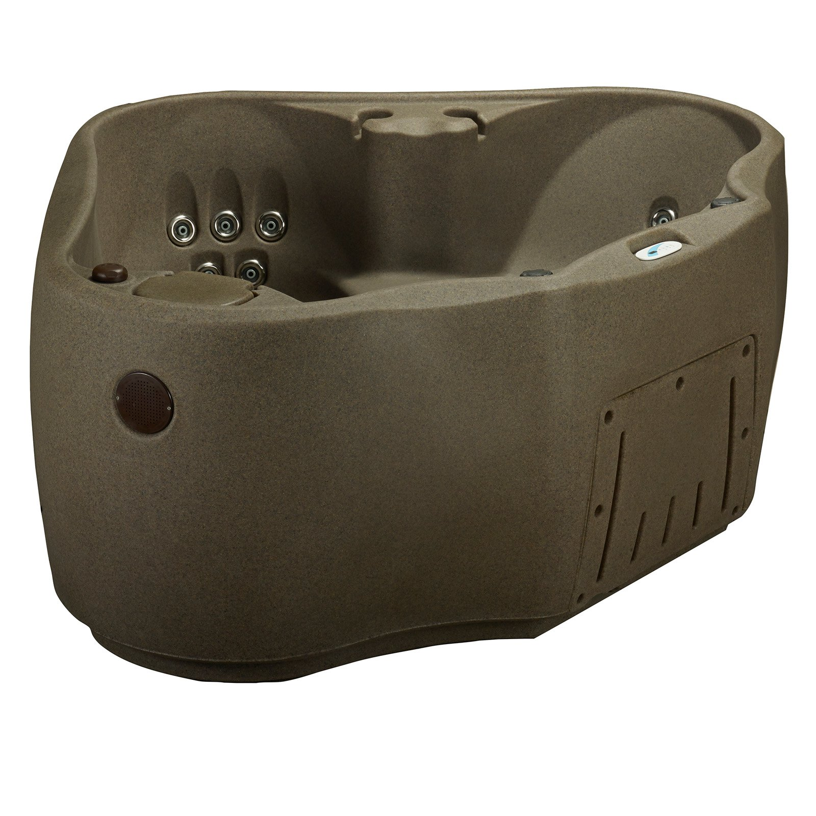 AquaRest AR-300 2 Person Jet Spa Hot Tub by Kahla