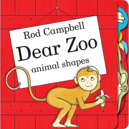 Dear Zoo Animal Shapes (Board Book)](Animal Shapes)