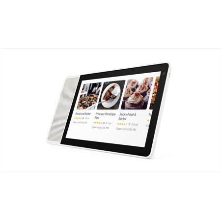 Lenovo Smart Display 10u0022 with Google Assistant