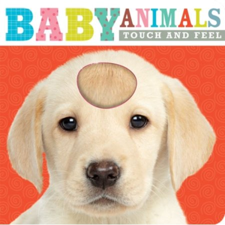 Baby Animals: Touch and Feel (Learning Range) (Board book) - Halloween Party Ideas Touch And Feel