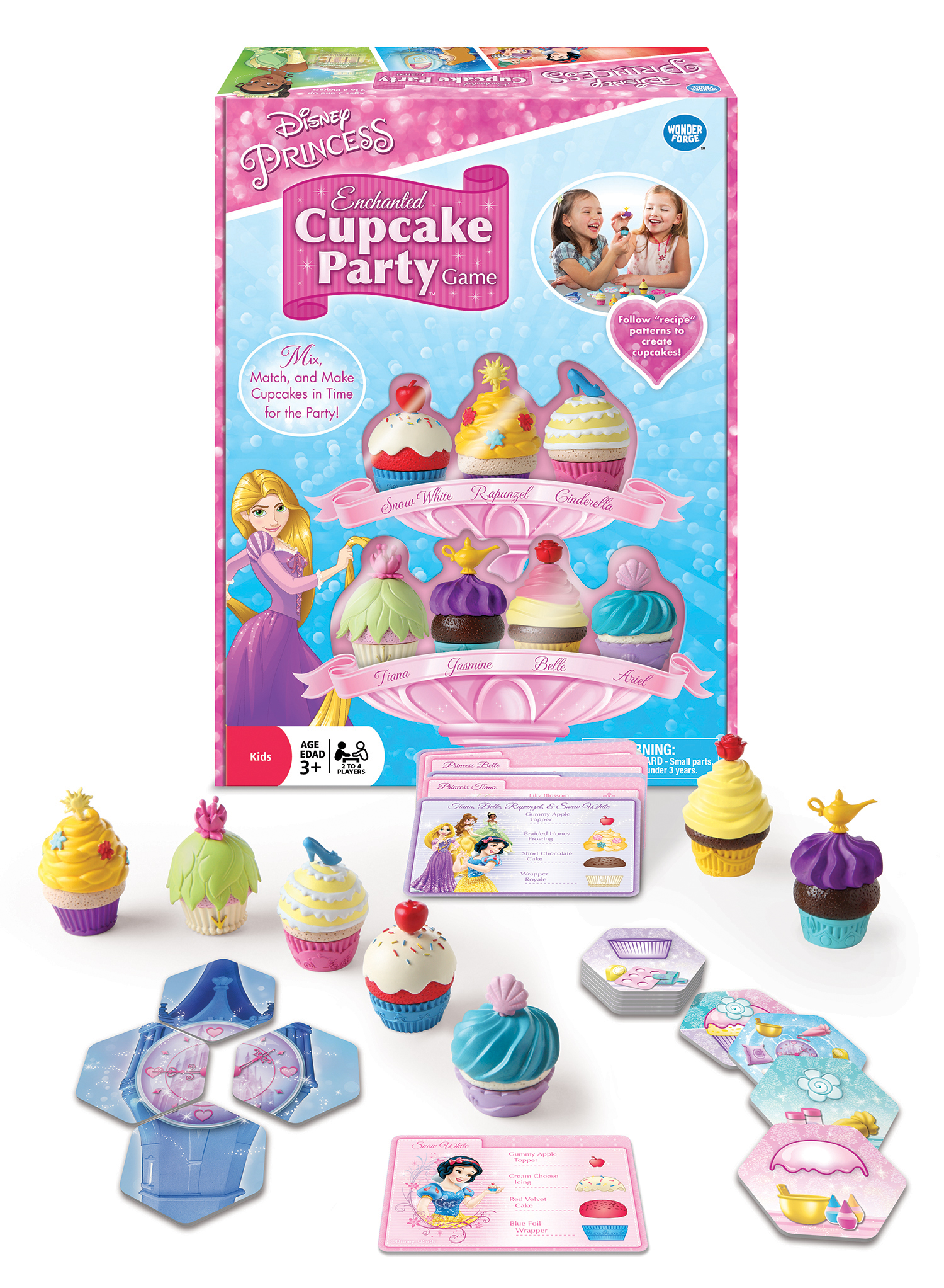 Disney Princess Enchanted Cupc...