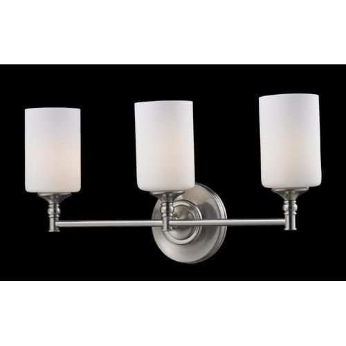 Z-Lite Cannondale 3 Light Bathroom Vanity Light