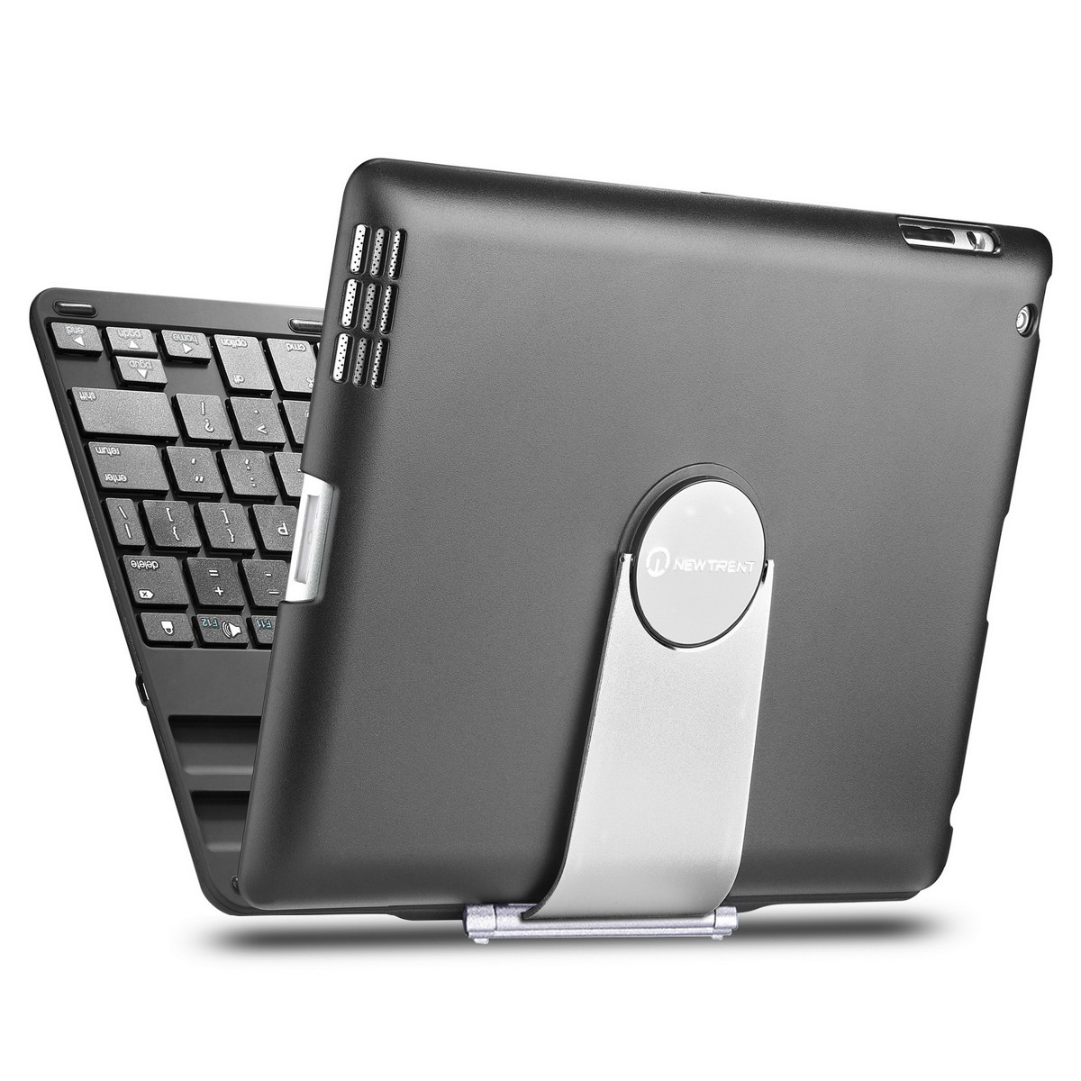 Newtrent iPad case, iPad keyboard case, New Trent Airbend...