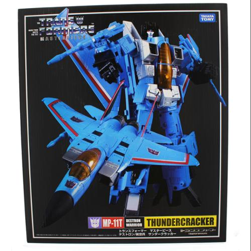 Transformers Masterpiece MP-11T Destron Warrior Thundercracker