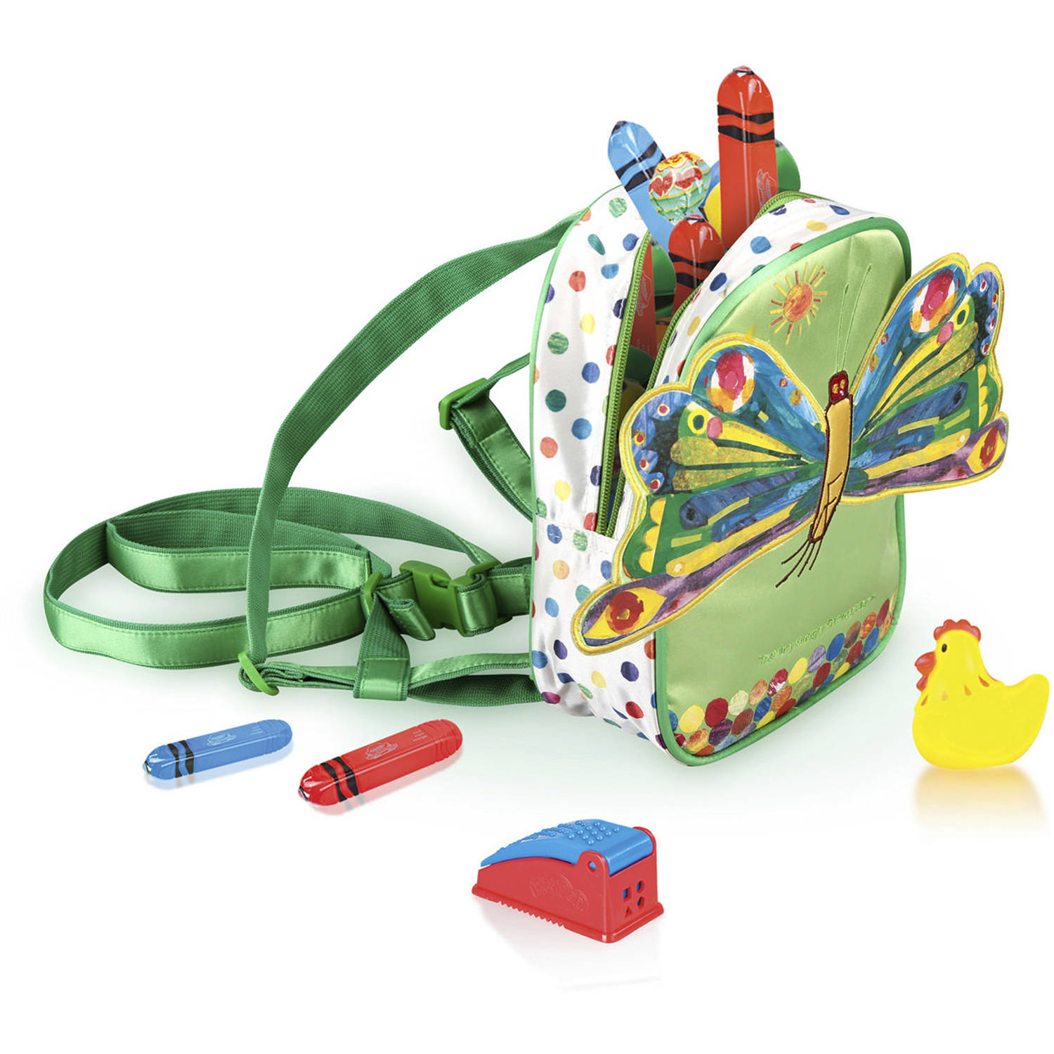 Eric Carle Caterpillar or Butterfly Harness (style may vary)