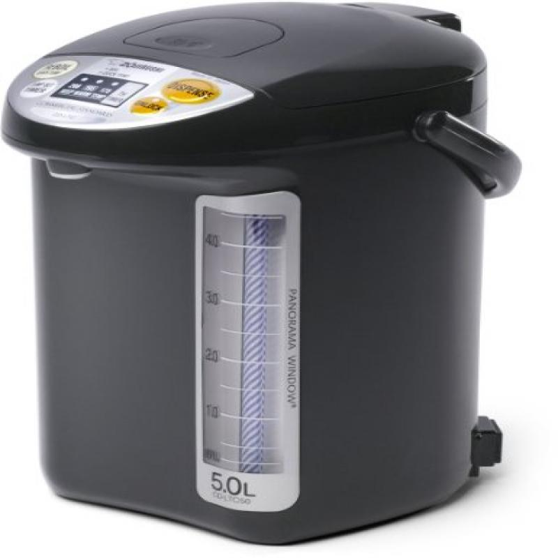Zojirushi CD-LTC50-BA Commercial Water Boiler and Warmer,...