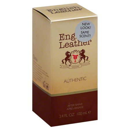 ENGLISH LEATHER AFTER SHAVE 3.4 FL OZ