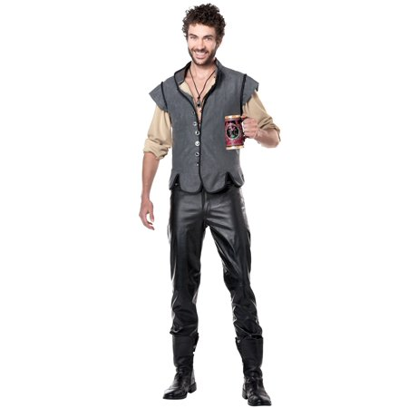 Captain John Smith Adult Costume - Captain Hook Costumes For Adults